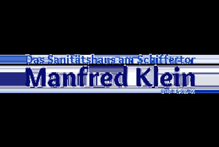 Logo Sanitätshaus Manfred Klein GmbH & Co. KG