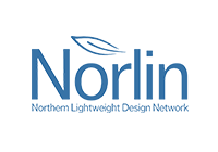 Logo Norlin - Northern LightweightDesign Network